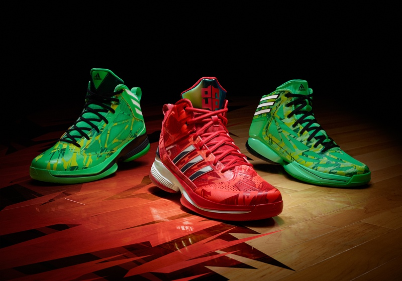 f8024045399750 adidas Basketball Debuts NBA All-Star Footwear Collection – Hooped Up