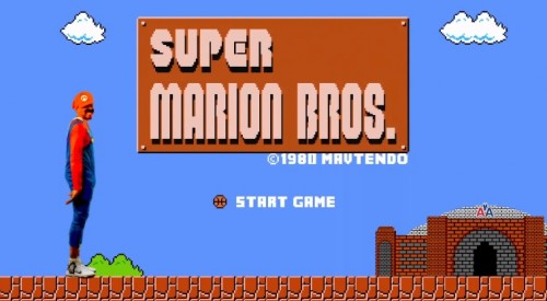 Super Marion Bros. (video)