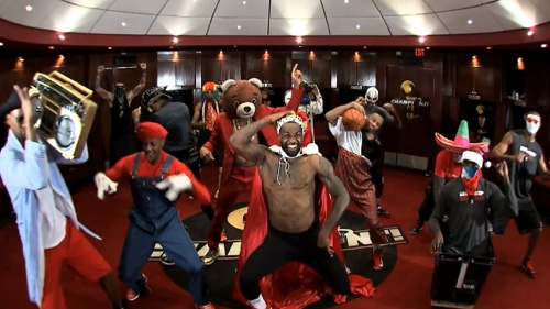 VIDEO: Harlem Shake x Miami HEAT