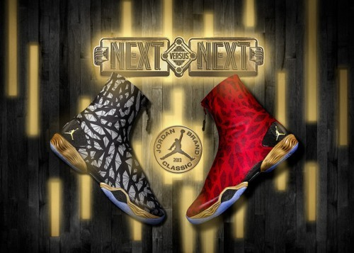 Jordan Brand Unveils On-Court 2013 Jordan Brand Classic Collection