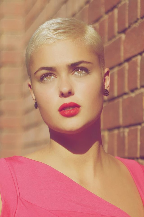 The Distraction: Stefania Ferrario
