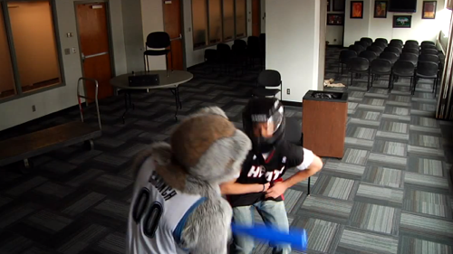 VIDEO: Minnesota Timberwolves Beatdown the Harlem Shake