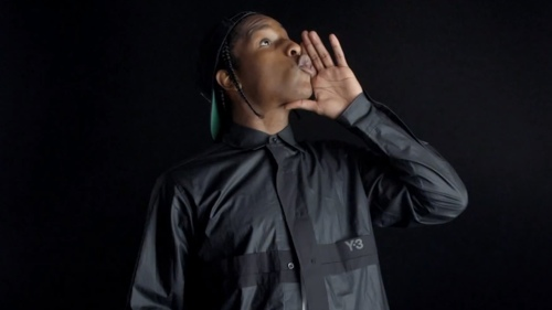 adidas Featuring A$AP Rocky '#QuickAintFair' Commercial