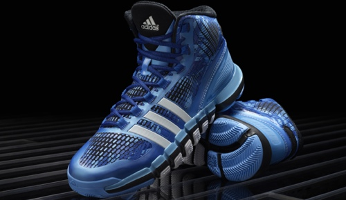 Freshly Dipped: adidas Crazyquick 'Triple-Blue' Colorway