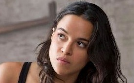 The Distraction: Michelle Rodriguez