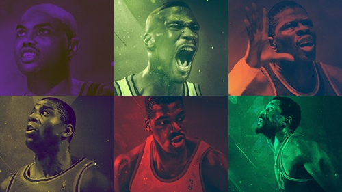 Amazing NBA Legend Posters – Hooped Up