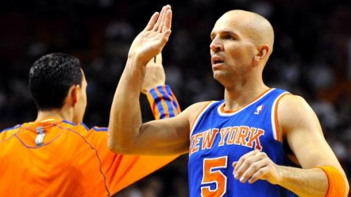 Jason Kidd Wins NBA Sportsmanship Award