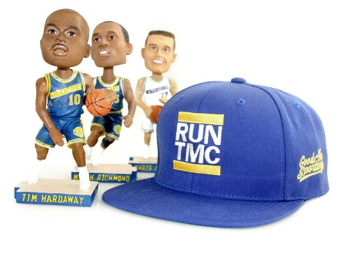 Freshly Dipped: UNDRCRWN 'RUN TMC' Snapback
