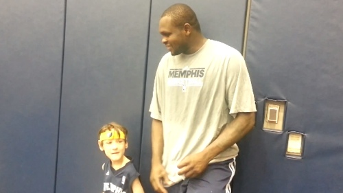 Z.Bo chillin' with C.Bo