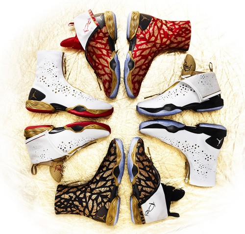 Air Jordan XX8 Ray Allen 'NBA Finals' Edition