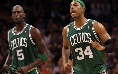 Celtics and Nets Complete Blockbuster KG, Pierce Deal
