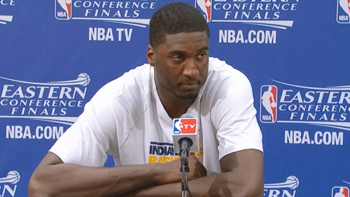 Roy Hibbert Fined $75K For Postgame Comments