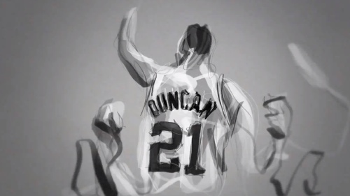 ESPN's 2013 NBA Finals Animated Commercial