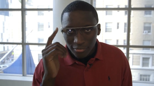 Victor Oladipo x Google Glass x NBA Draft
