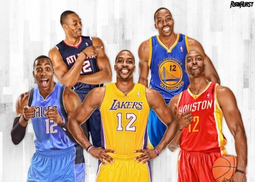 Dwight Howard Will Join the Houston Rockets