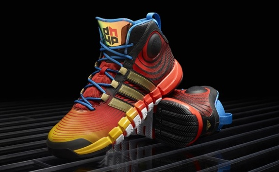 adidas and Dwight Howard Unveil D Howard 4