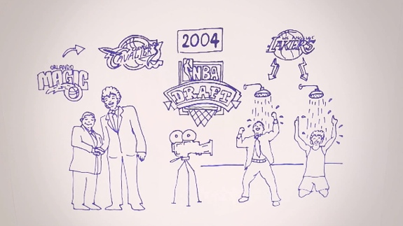 anderson varejao draw my life illustrations hooped up