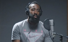 James Harden Does Not Sing Like He Plays