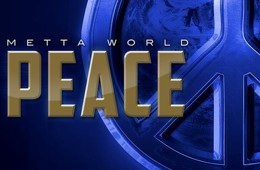 Metta World Peace Released a New Track Called 'Peace'