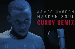 Stephen Curry 'Harden Soul' R&B Remix Track