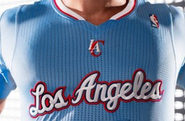 Los Angeles Clippers Unveil 'Back in Blue' Uniform