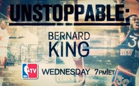 Bernard King Back-To-Back Unstoppable Nights