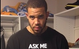 Ask JaVale McGee About His Ninja Disguise