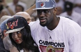 LeBron James Marries Longtime Girlfriend Savannah Brinson