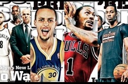 Sports Illustrated 2013 NBA Preview Alternate Covers