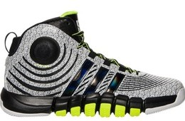 adidas D Howard 4 'White/Black/Electricity' Colorway