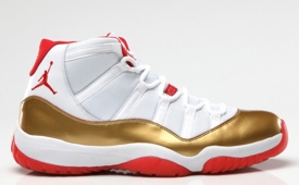 Air Jordan 11 'Two Rings' Ray Allen Championship Edition