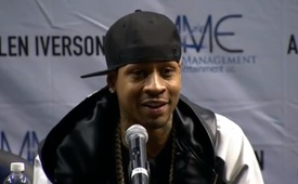 Allen Iverson Officially Retires