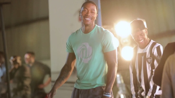 adidas commercial with derrick rose