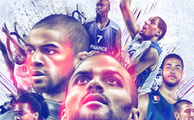 2013 EuroBasket Champions Collage