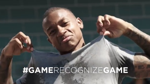 Reebok 'Game Recognize Game' Commercial