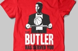 Chitown Clothing x Jimmy Butler 'The Butler Has Served You' Tee