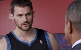 Kevin Love 'This Is SportsCenter' Commercial