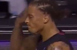 Michael Beasley Needed Treatment After Punching Himself