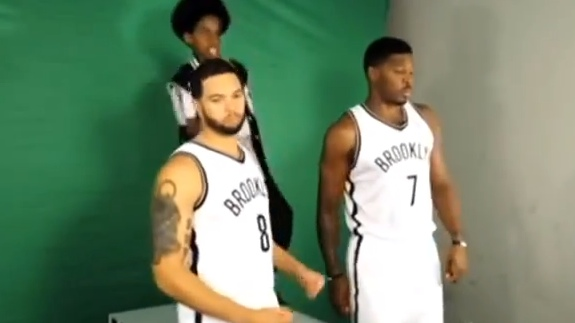 The Brooklyn Nets Get Their 'Cookie Dance' On