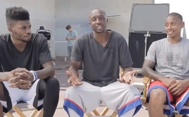 Reebok 'Game Recognize Game' Campaign