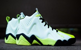 Reebok Kamikaze II Mid 'Acid Rain' Colorway