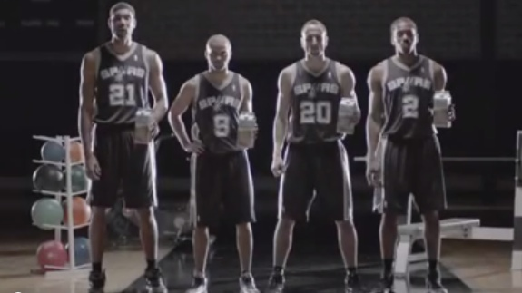 You'll Love The New Spurs H-E-B Commercials