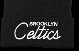 UNDRCRWN Brooklyn Celtics Beanie