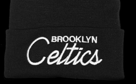UNDRCRWN 'Brooklyn Celtics' Beanie