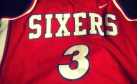 Allen Iverson Will Have His Jersey Retired By Sixers