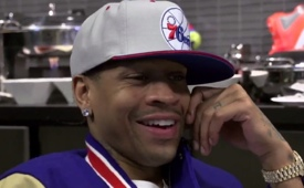 Allen Iverson Talks Kobe Bryant Comeback, Kevin Durant Greatness