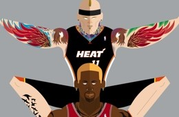 The Birdman Or The Worm Art