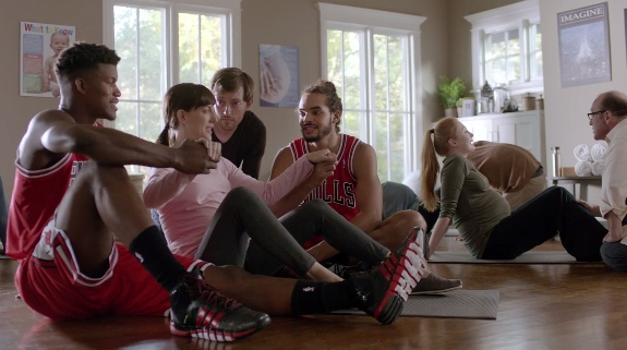 Chicago Bulls x BMO Harris Bank 'Weekend' Commercial