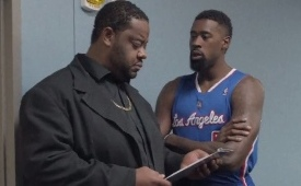DeAndre Jordan 'ESPN Top 10 Club' Commercial