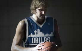 Dallas Mavericks Jersey Finalist